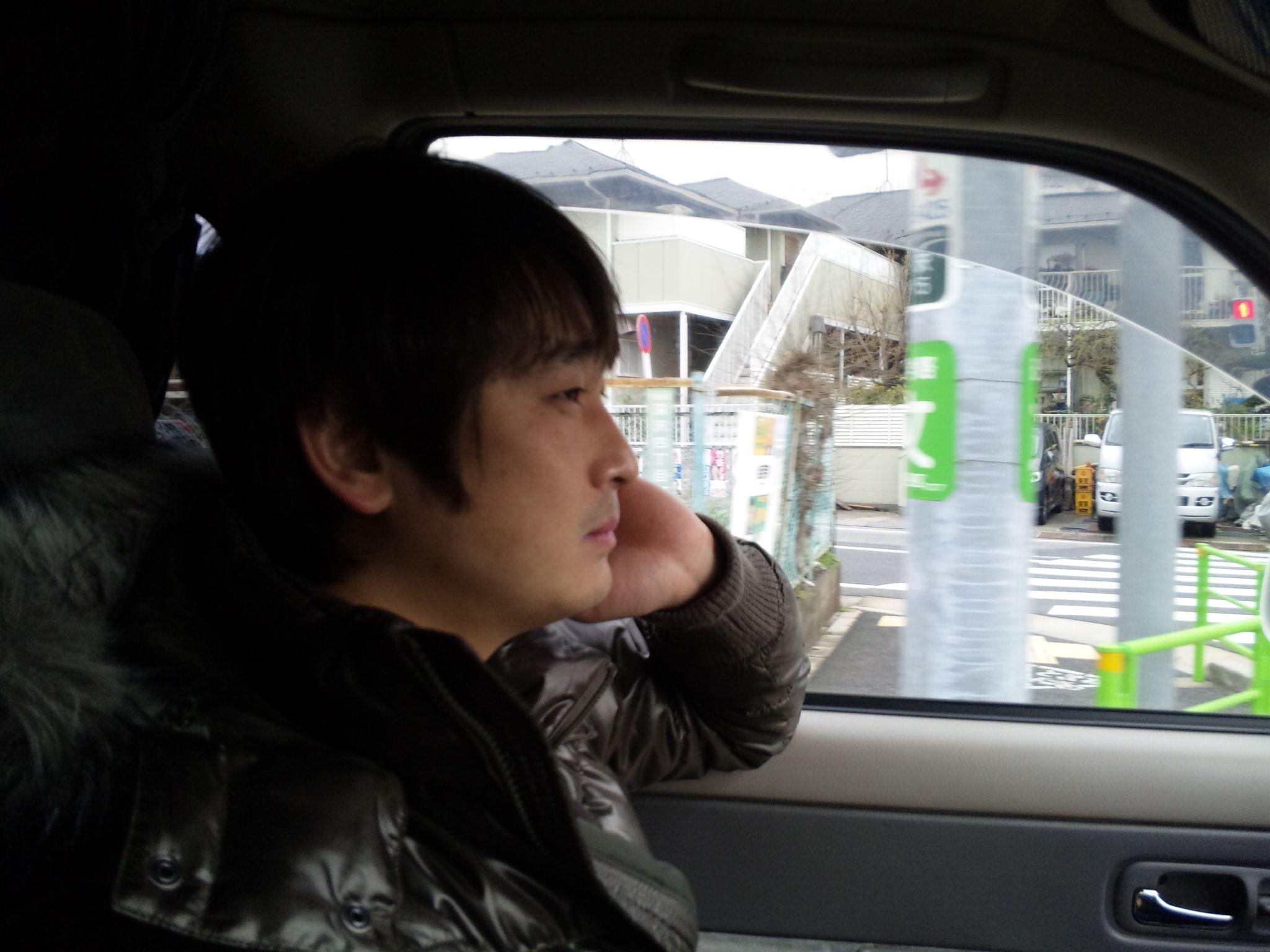 仙台へ向かいます。