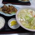 タンメン定食