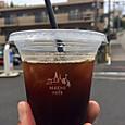 初アイスコーヒー⁈